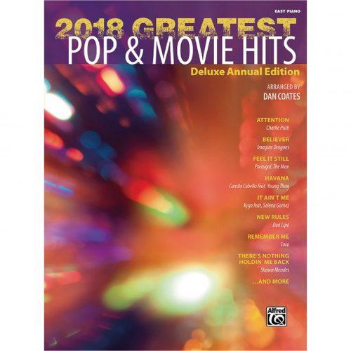 2018 Greatest Pop & Movie Hits
