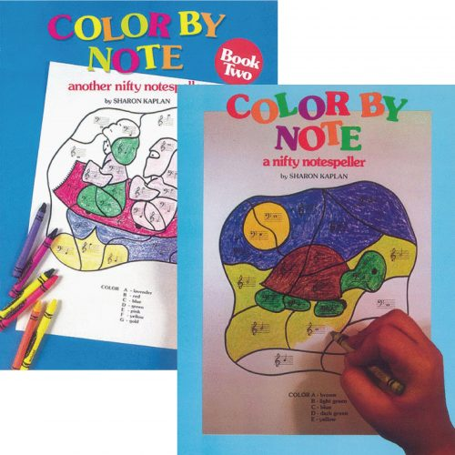 Color by Note