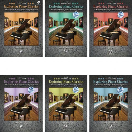 探索古典樂  - Exploring Piano Classics Repertoire