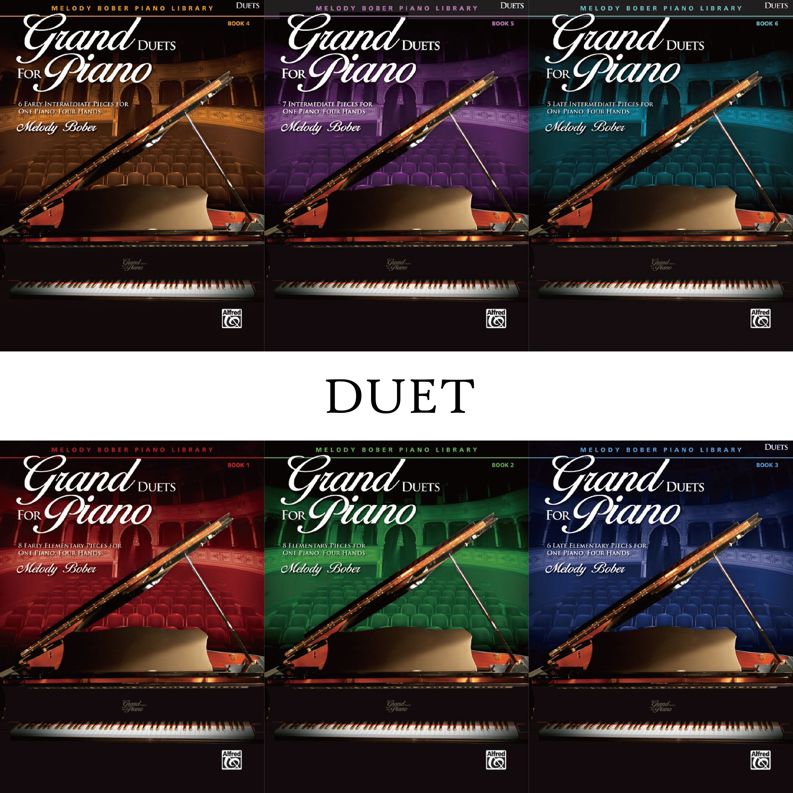Grand DUETS for Piano 1