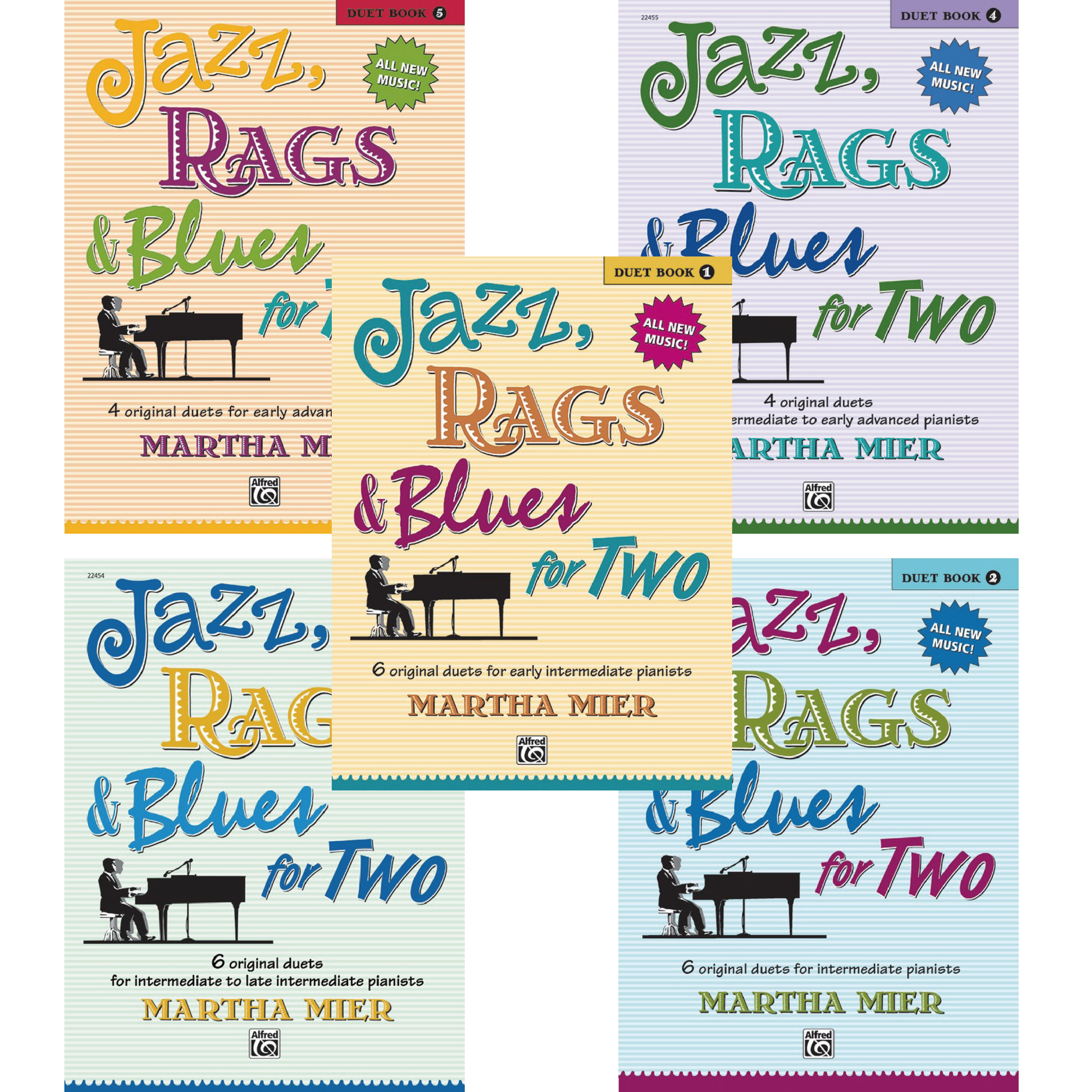 Jazz, Rags & Blues for TWO 1