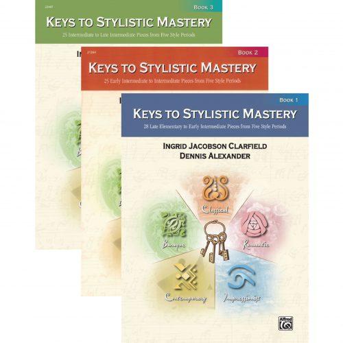 Keys to Stylistic Mastery 2