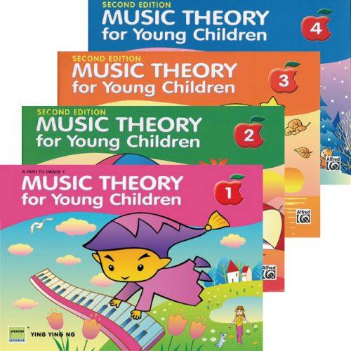 幼兒樂理-MUSIC THEORY for Young Children