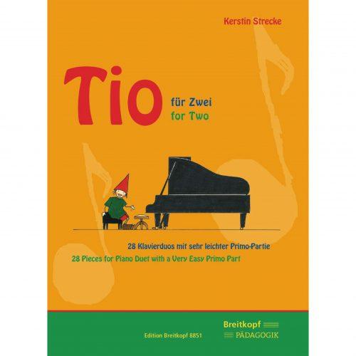 四手聯彈-Tio for Two