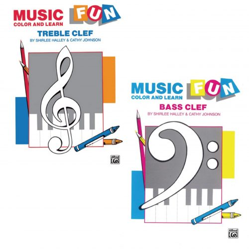 Music Fun: Color and Learn 1