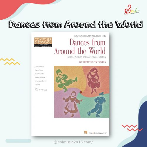 DANCES FROM AROUND THE WORLD 4