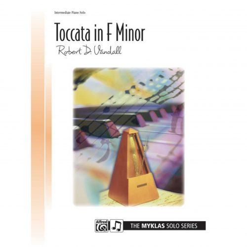 單曲 - Toccata in F Minor