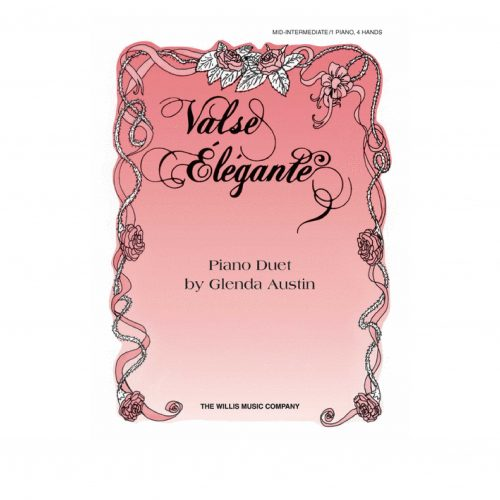 單曲 - Valse Elegante (Piano Duet 四手聯彈)