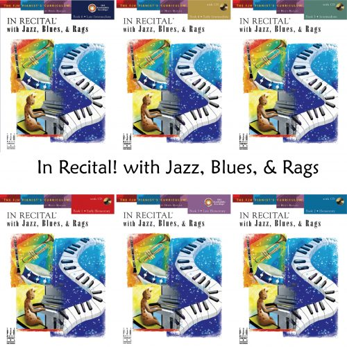 In Recital! for the Advancing Pianist, Book 1 3