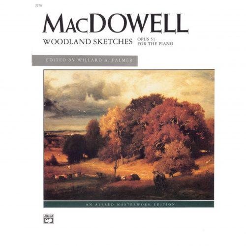 MacDowell - Woodland Sketches, Opus 51