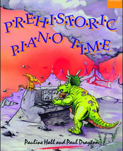 PIANO TIME 系列 -  (Dance / Going Places /  Prehistoric / Spooky) 9