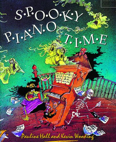 PIANO TIME 系列 -  (Dance / Going Places /  Prehistoric / Spooky) 10