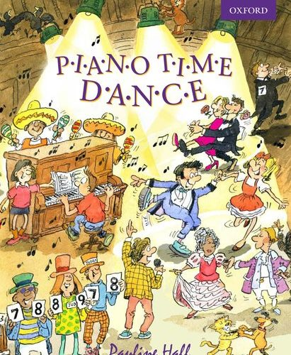 PIANO TIME 系列 -  (Dance / Going Places /  Prehistoric / Spooky) 11