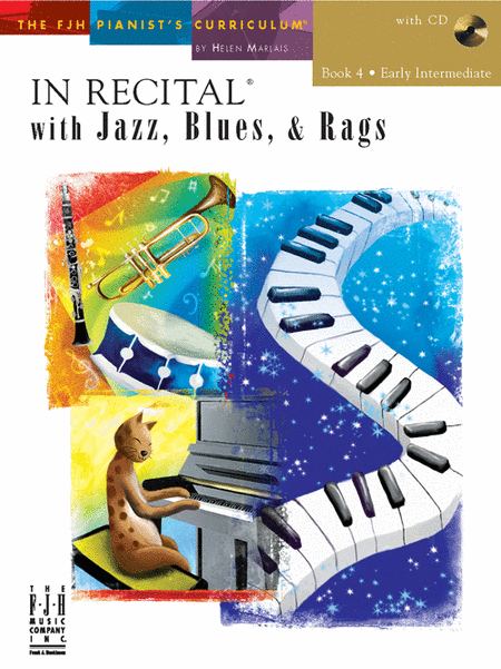 In Recital! with Jazz, Blues, & Rags 8