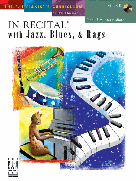 In Recital! with Jazz, Blues, & Rags 12