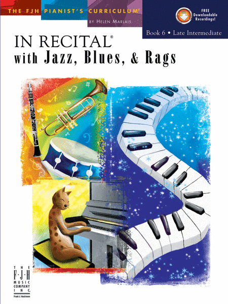 In Recital! with Jazz, Blues, & Rags 14