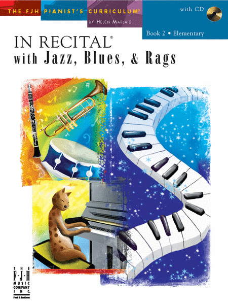 In Recital! with Jazz, Blues, & Rags 2