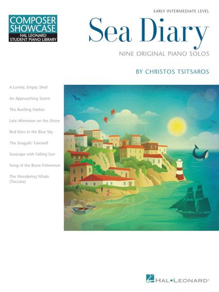 Sea Diary - Nine Original Piano Solos 2