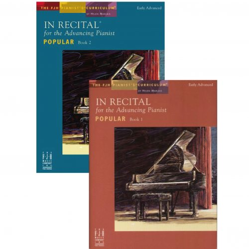 Best of In Recital Solos-音樂會精選輯 1