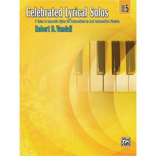 Celebrated Virtuosic Solos, Book 5 1