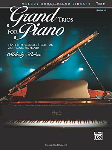 (瑕疵)Grand TRIOS for Piano , Book 6