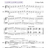 PIANO ADVENTURES SCALE AND CHORD BOOK 5