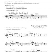 PIANO ADVENTURES SCALE AND CHORD BOOK 6