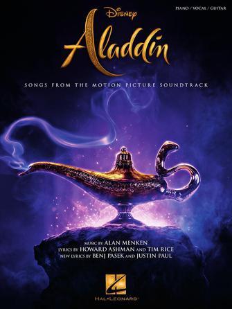 【預購】ALADDIN -Songs from the 2019 Motion Picture Soundtrack