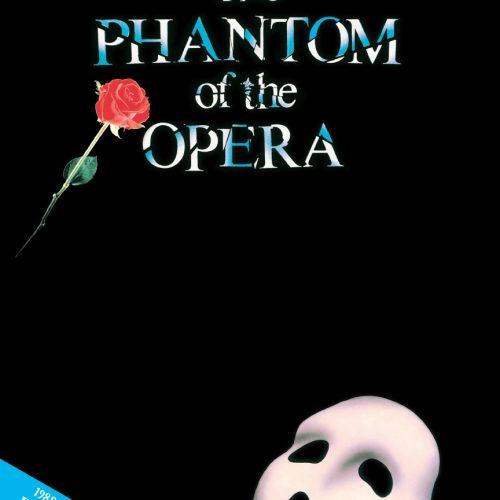 【預購】PHANTOM OF THE OPERA-Piano/Vocal Selections