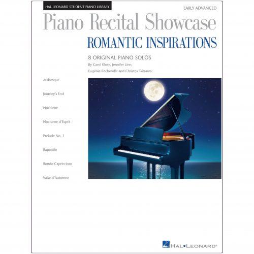 Piano Recital Showcase