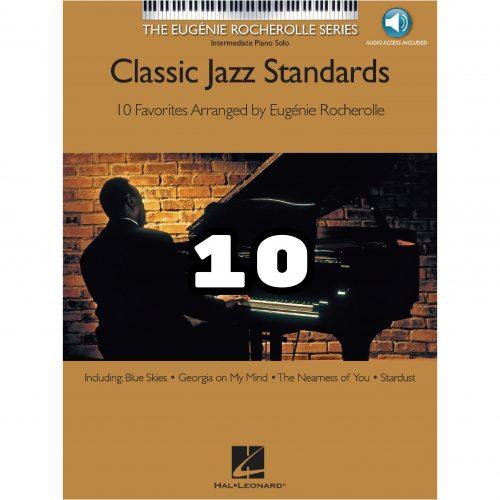 【預購 10】 Classic Jazz Standards