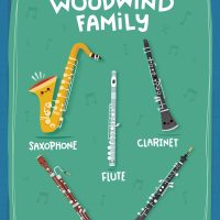 【預購 7】 Instrument Parade -樂器介紹大卡 1