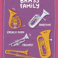 【預購 7】 Instrument Parade -樂器介紹大卡 2