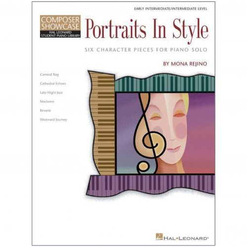 -【NEW】- Portraits in style