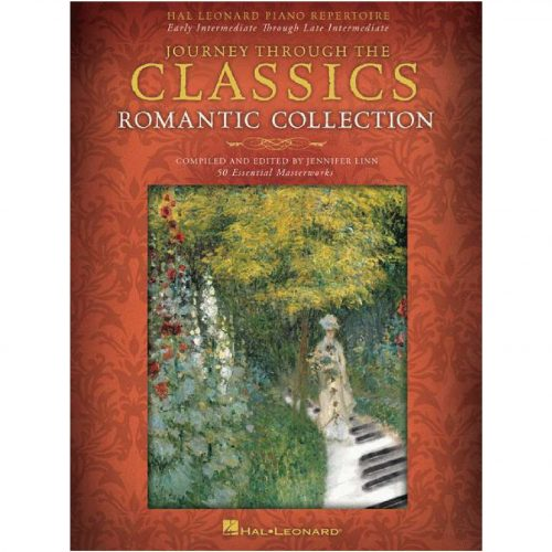 Journey through the classics – romantic collection -古典鋼琴之旅浪漫篇大合集