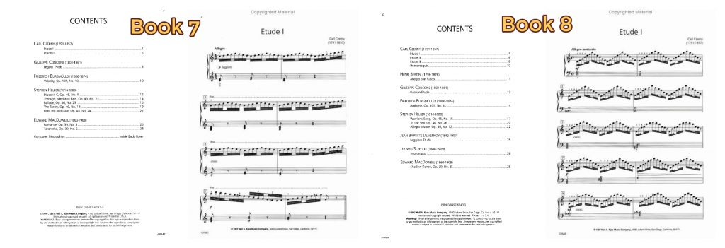 Keith Snell-Piano Etudes 4