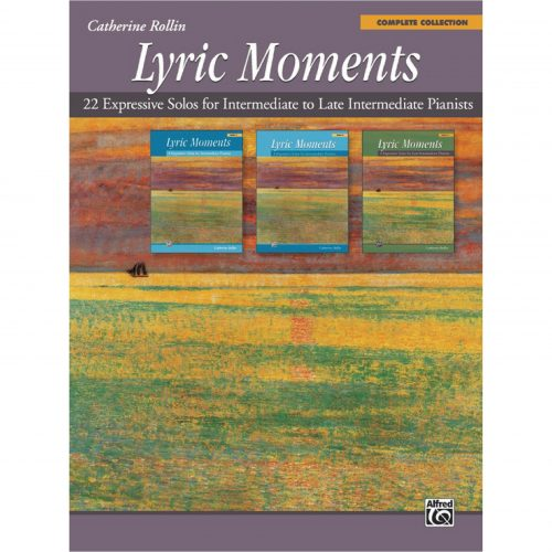Lyric Moments - Complete Collection 1-3冊合集