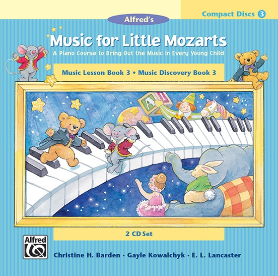 CD 2-Disc Sets for Lesson and Discovery Books 2