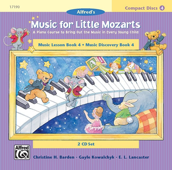 CD 2-Disc Sets for Lesson and Discovery Books 3