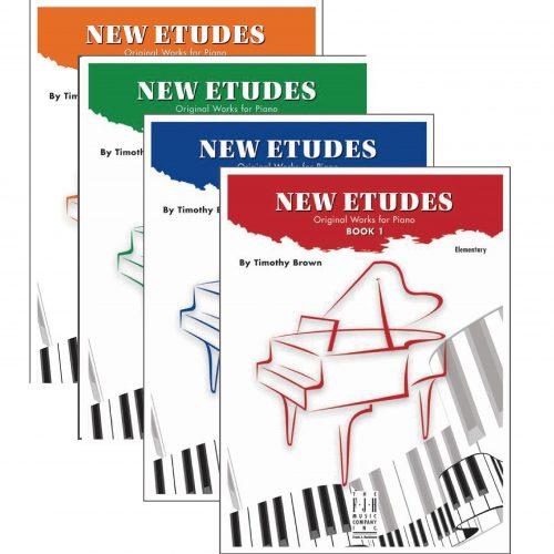 -【NEW】New Etudes 4