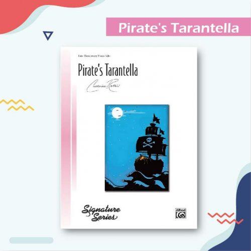 單曲 - Pirate s Tarantella