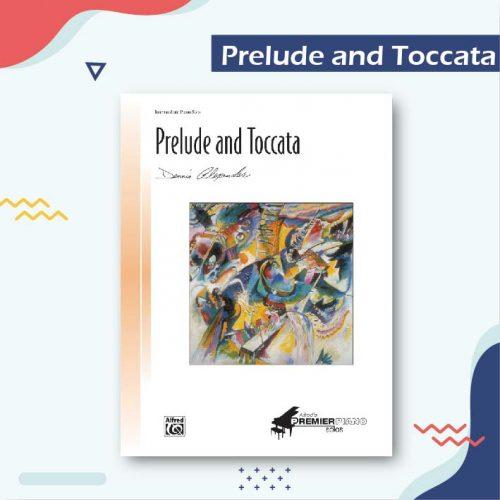 單曲 - Prelude and Toccata
