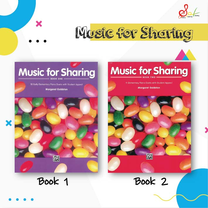 - 【NEW】Music for Sharing