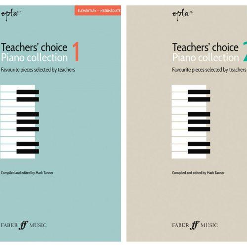 歐洲鋼琴教師協會選曲